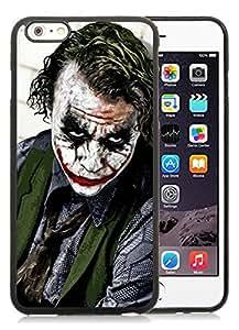 Joker Black iPhone 6 Plus 5.5 inch TPU Cellphone Case Luxurious and Newest Design