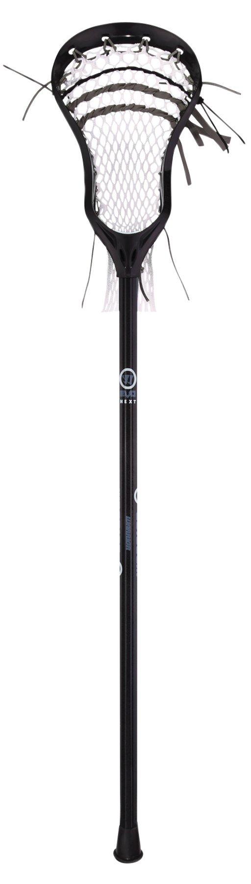 Warrior Evo Next Complete Defensive Stick, Black