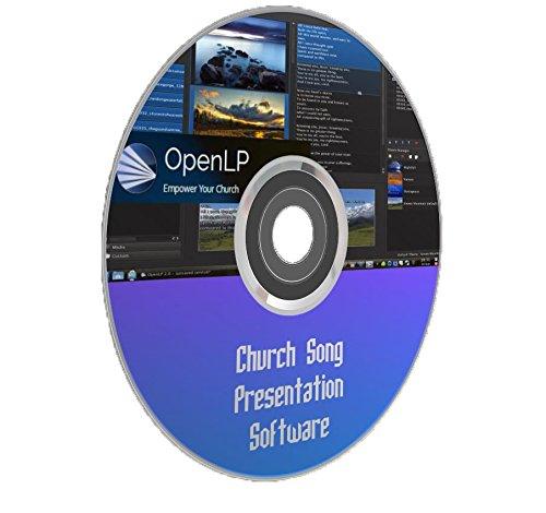 Church Service Song Display Verses Lyrics Projector Presentation Windows Mac PC Computer Software