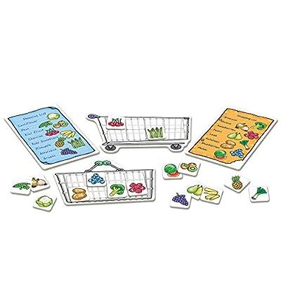 Shopping List Booster Pack - Fruit & Veg: Toys & Games