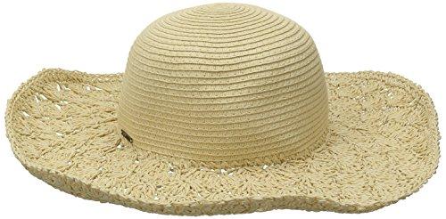 Roxy Junior's Facing the Sun Hat, Natural, Small/Medium by Roxy