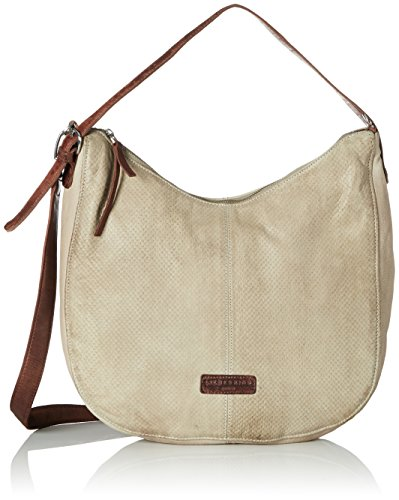 Liebeskind Berlin Chatsworth City - Bolsos totes Mujer Gris (Metero Sand)