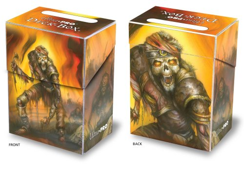 Ultra Pro Monte Moore Death March Deck Box by Elite Sports