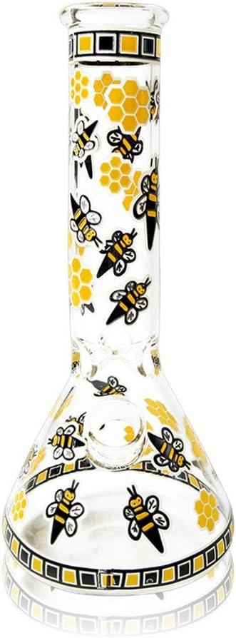 Amazon.com: Amdrfo Glass Vase Colorful Design: Health & Personal Care