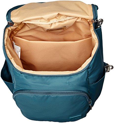 Pacsafe Citysafe CS350 Anti-Theft Backpack, Teal by Pacsafe (Image #2)