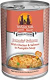 Weruva Classic Dog Food, Jammin' Salmon with Chicken & Salmon in Gravy, 14oz Can (Pack of 12)