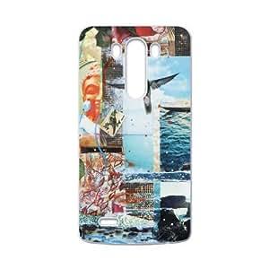 SANLSI Susanwickstrand Cell Phone Case for LG G3