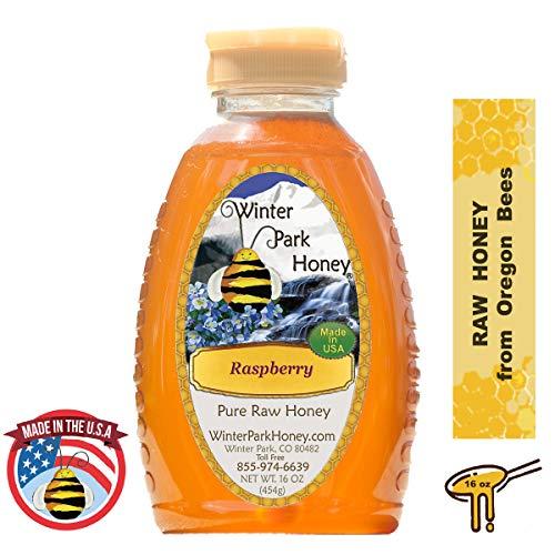 Winter Park Honey - Raw Raspberry Honey (16oz)