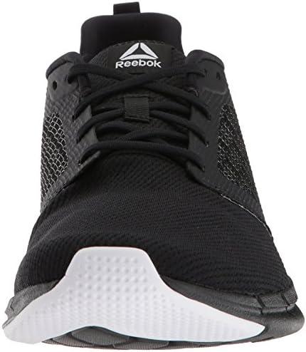 Reebok Men's Print Run 3.0 Shoe,Black