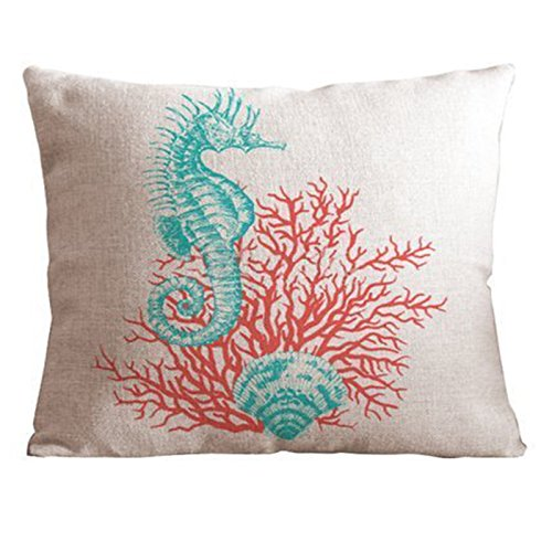 Coastal Pillow Covers Amazon Custom Coastal Throw Pillow Covers