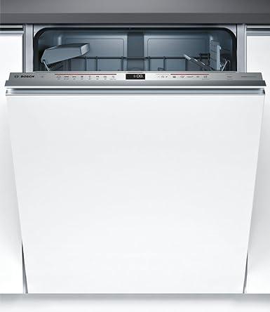 Bosch Serie 6 SMV68PX01E lavavajilla Totalmente integrado 13 ...