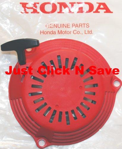 GENUINE OEM Honda Engines RECOIL STARTER ASSEMBLY 28400-Z0L-V20ZB *R280* POWER RED (Honda Code 8140154)