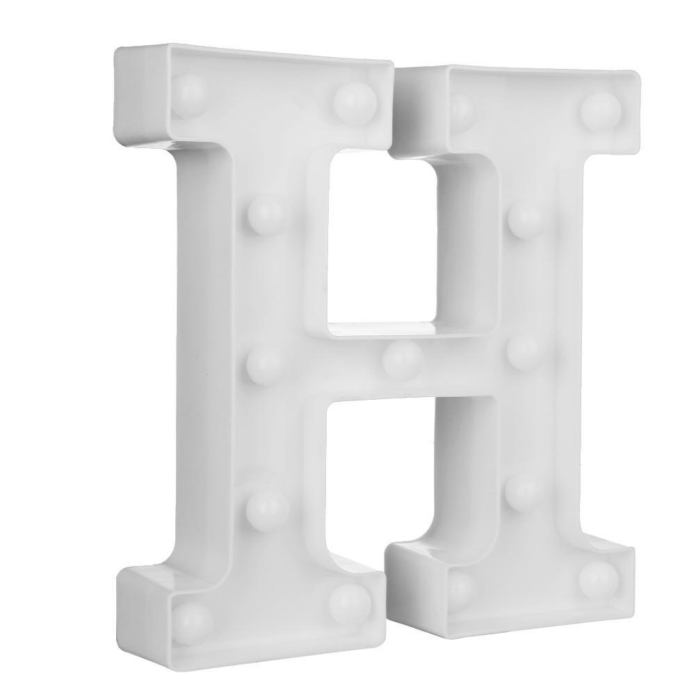 L/ámpara de la decoraci/ón del alfabeto de la muestra de la carpa de la pared de la luz de la noche de la letra 3D LED A Matafielduk