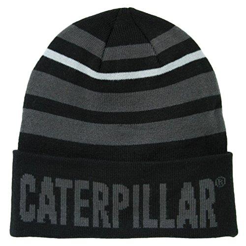 Caterpillar - Tumbler Knit Cap - EU / UK Schwarz