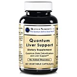 Quantum Liver Support, 60 Vegetarian Capsules - Quantum-State Detoxification and Liver Support
