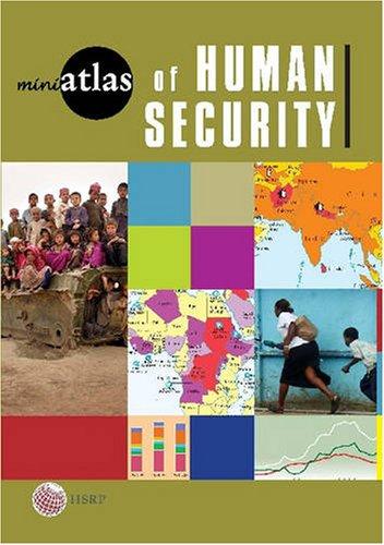 miniAtlas of Human Security (miniAtlas Series)