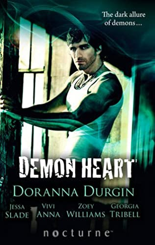 book cover of Demon Heart