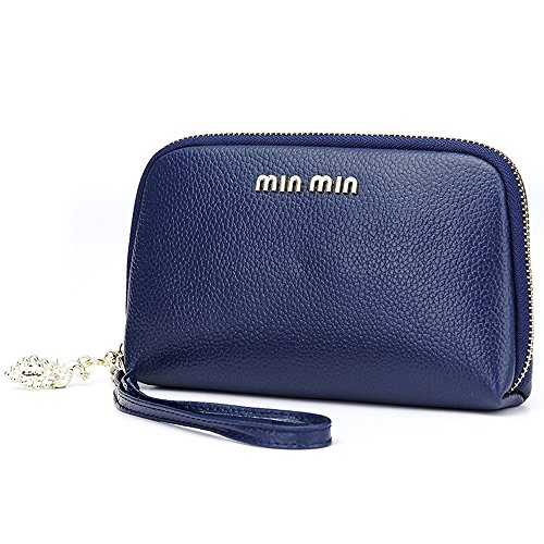 Aladin Leather Evening Clutch Wristlet product image