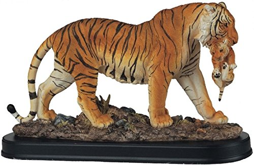 StealStreet SS-G-54110 Bengal Tiger Collectible Wild Cat Animal Decoration Figurine Statue