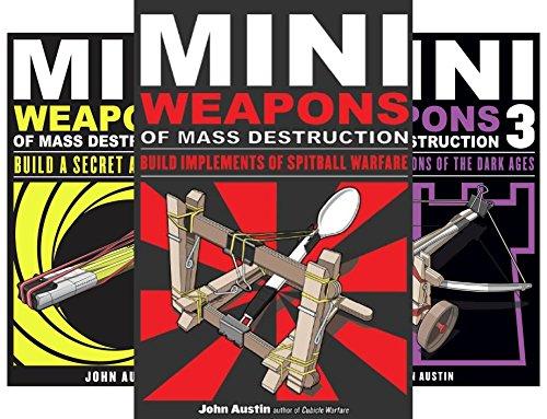 Mini Weapons of Mass Destruction (4 Book Series)