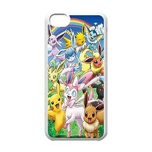 iPhone 5C Phone Case Pikachu NGF3311