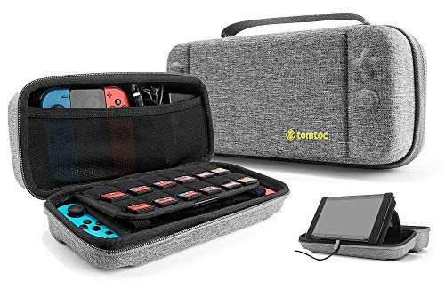 TomToc Hard Storage Case Compatible with Nintendo Switch,