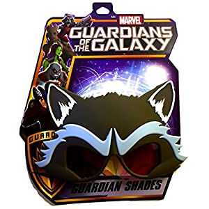 Guardians of the Galaxy Rocket Racoon Sunglasses - Costume Mask from Stop On Buy
