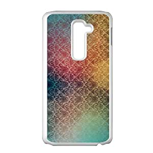 Simple elegant design pattern Phone Case for LG G2
