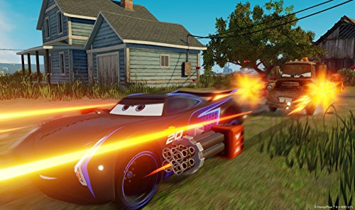 Cars 3: Driven to Win – Nintendo Switch
