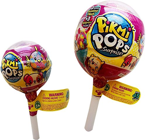 Pikmi Pop Season 1 Bundle, (1) Medium and (1) Small (Pixie Pops)