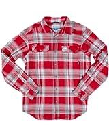Columbia Iowa Collegiate Flare Gun Men's Flannel Shirt