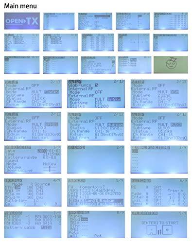 Jumper T12 2 4G 16 Channel OpenTX Transmitter Multi-Protocol W/ 4-in