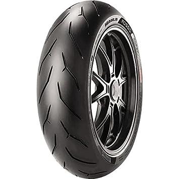 75W Pirelli Diablo Rosso III 180//60ZR17 Rear Motorcycle Tire 2635600