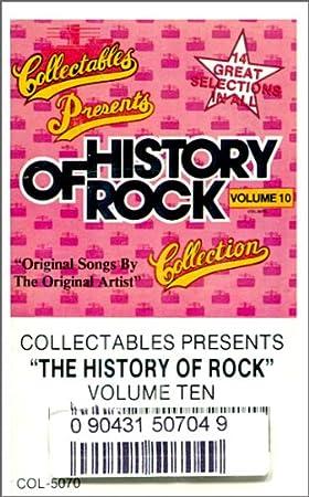 History of Rock, Vol. 10