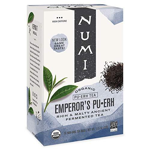 Numi Organic Tea Pu-erh