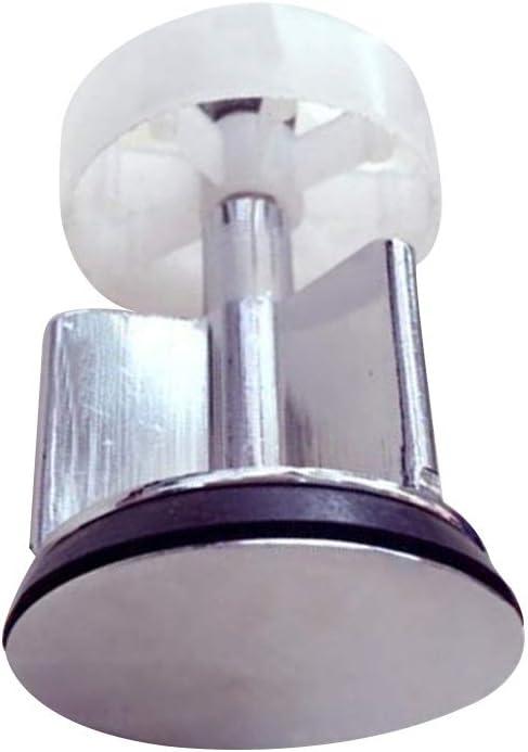 Voir image 38 mm Bonde de lavabo 38 mm Accessoires de salle de bain Bouchon de lavabo Barres en laiton Bouton Bouchon deau Couvercle rond Baignoire Maison Cuisine