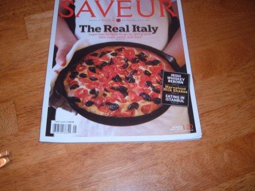Saveur May 2009