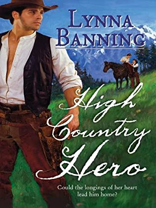 book cover of High Country Hero