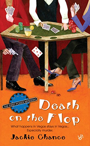 Death On the Flop (Poker Mysteries)