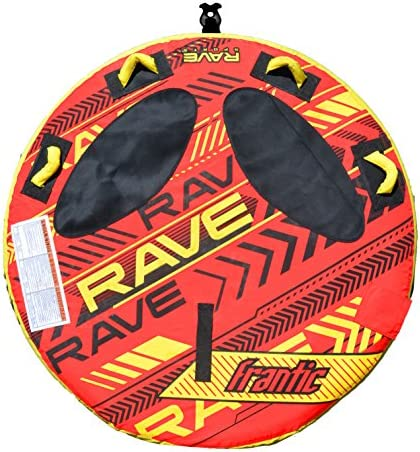 RAVE Sports Frantic 2.0 Towable 2 Person