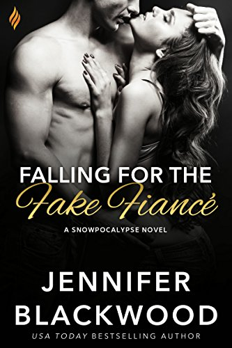 Falling for the Fake Fiance (Snowpocalypse Book 2)