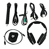 HonsCreat Wireless Gaming headphone Headset For XBOX One 360 Playstation 3 4 PS3 PS4 MAC PC Computer TV
