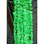 Nexxa-5-ft-Long-Pack-of-5-Green-Artificial-Marigold-Flower-Garlands-for-use-in-Home-Parties-Diwali-Ganesh-Fest-Decor-Celebrations-Indian-Weddings-Indian-Themed-Event-House-Decorations