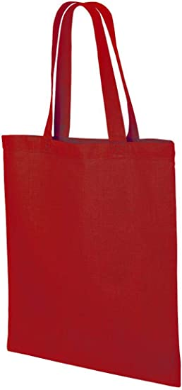 Valubag QTB Mens Economical Tote Bag White One Size