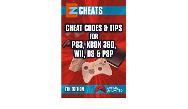 Amazon Com Ez Cheats Cheat Codes And Tips For Playstation 3