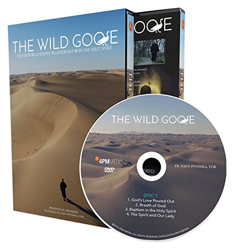 The Wild Goose: Discovering a Deeper Relationship with the Holy Spirit by 4PM Media