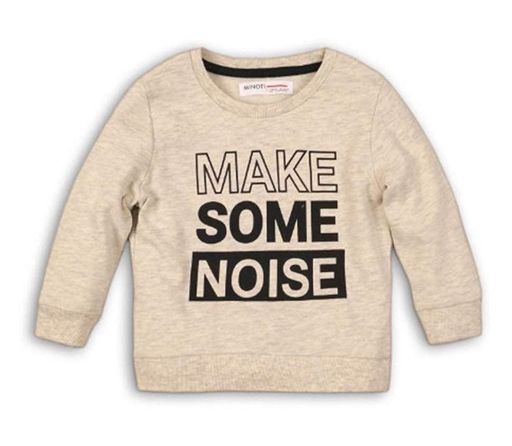 Minoti Baby Boy Graphic Pullover Sweater