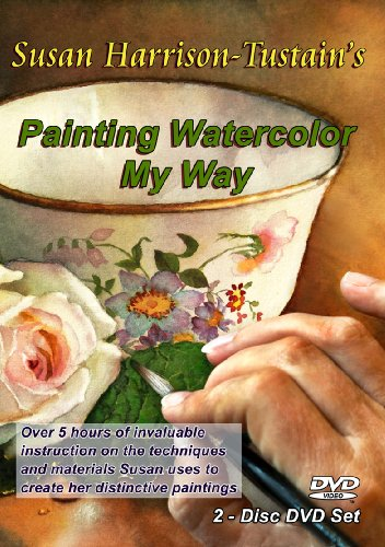 Susan Harrison-Tustain's Painting Watercolor My Way
