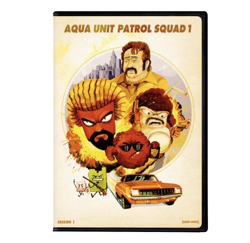 Aqua Unit Patrol Squad 1: Season 1 (Aqua Tv Show Show)
