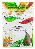 Splendor Garden organic Dill Weed,15.0 Gram